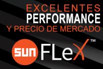 Válvulas y bobinas a solenoides de la serie Sun FLeX
