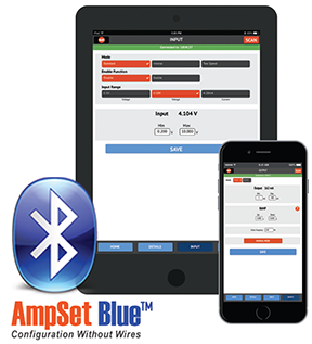 Mobile Devices with Sun AmpSet Blue