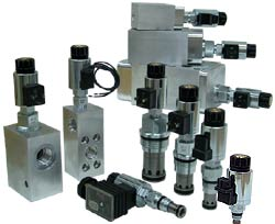 Proportional Cartridge Valves